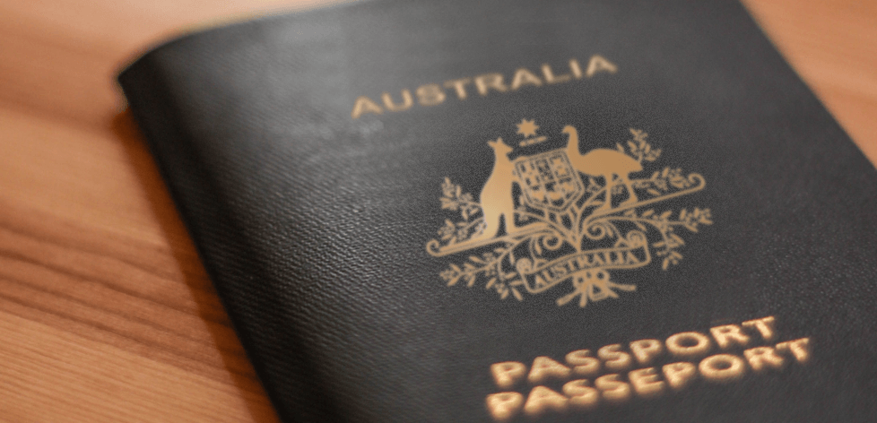 Your passport and bankruptcy